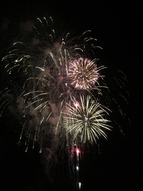 9月23日(祝水)開催予定!キャンプ場から花火が見れちゃうかも?!