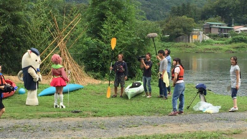 とちぎTV番組「雷様剣士ダイジ」9月28日(月)19時45分〜放送決定!!撮影しました♪