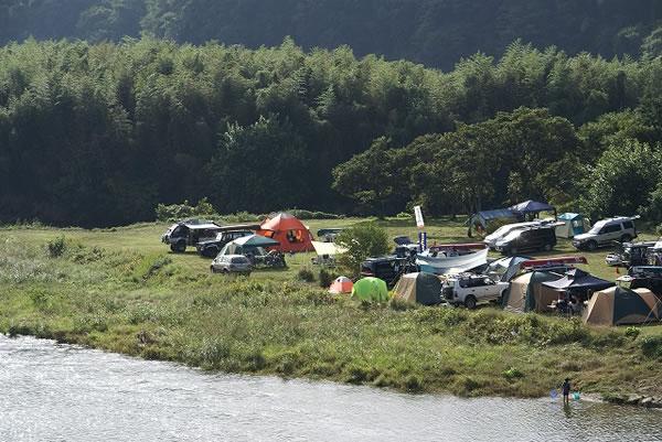 2011.GW川下り体験